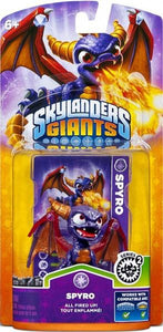 Skylanders Giants: Spyro