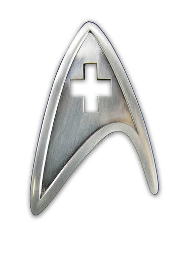 Star Trek Medical Insignia Badge