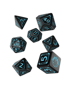 Starfinder Dice Set Blue