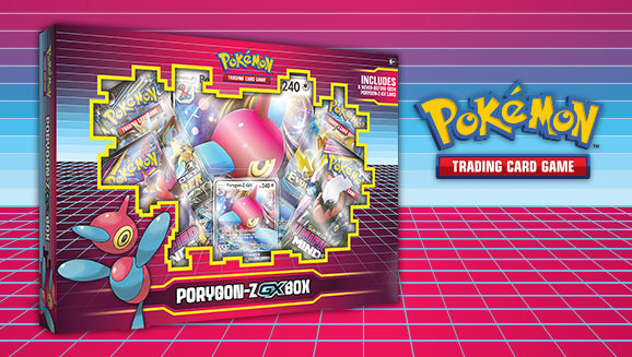 Pokémon TCG: Porygon-Z-GX Box