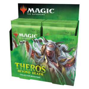 Magic the Gathering: Theros Beyond Death Collector Booster Display