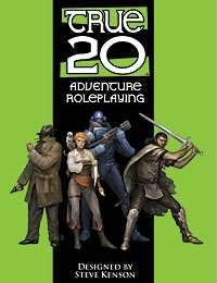 True20 Adventure Roleplaying