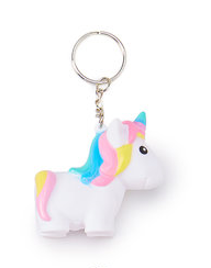 Poo-Poo Animal Keychain