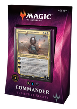Load image into Gallery viewer, Magic The Gathering: 2018 Commander Deck