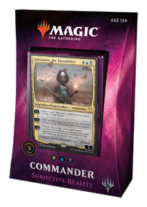 Magic The Gathering: 2018 Commander Deck