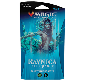 Magic the Gathering: Ravnica Allegiance Theme Booster