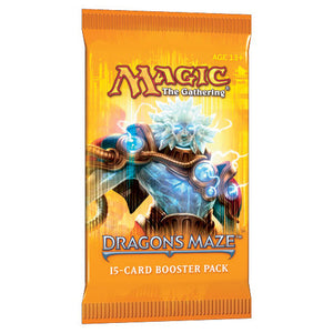 Magic the Gathering: Dragon's Maze Booster Pack