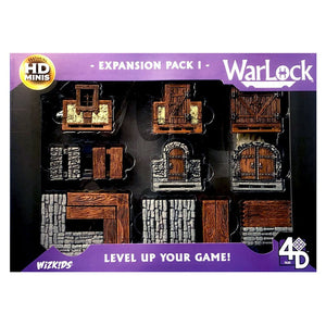 WarLock Tiles: Expansion Box 1