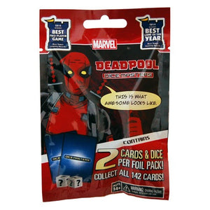 Dice Masters - Deadpool Foil Pack