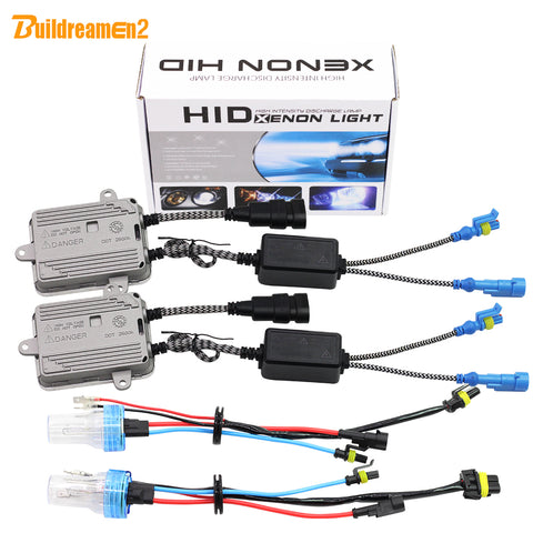 9005 HB3 9006 HB4 H1 H3 H7 H8 H9 H11 881 880 55W Car Light HID Xenon Kit AC Ballast Bulb Auto Headlight Fog Light