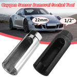 "22mm 1/2"" 3/8"" Vehicle Oxygen Sensor Removal Socket Tool"