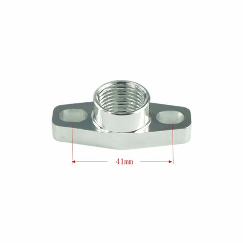Oil Drain Return Flange Adapter Kit