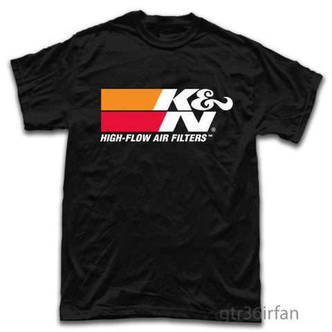 K&N Air Filters POWER Turbo Turbine Men's T-Shirt Clothing  Cool Casual pride t shirt men Unisex Fashion tshirt free shipping