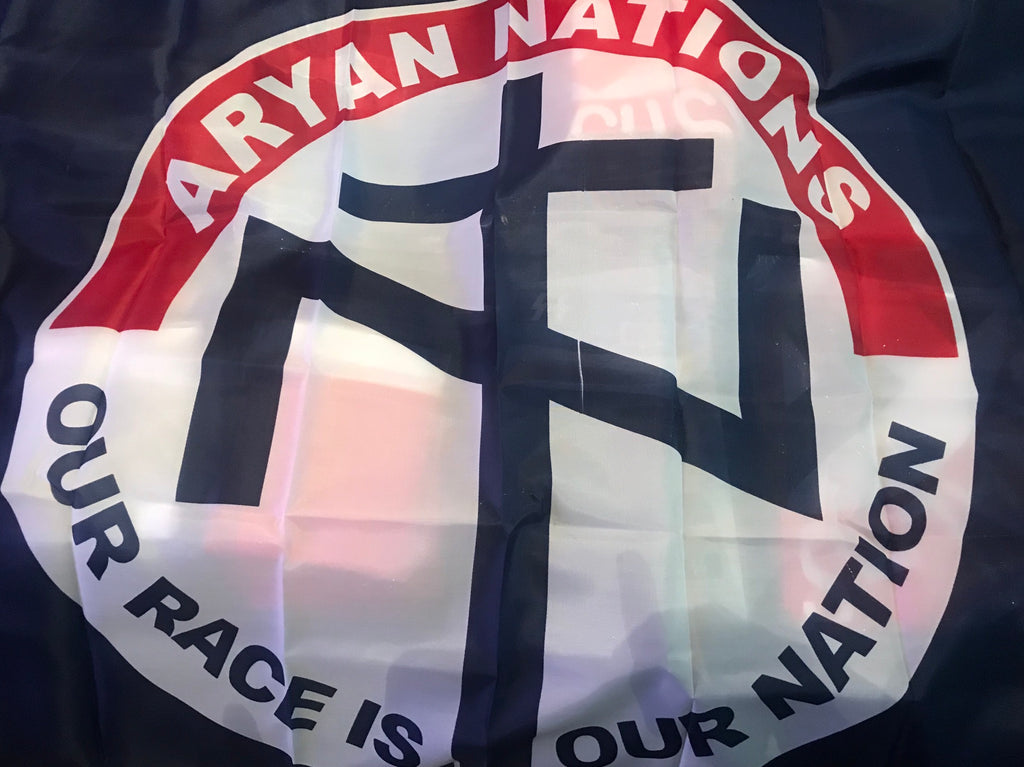 (0) Aryan Nations (Flag)