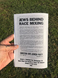 (0) Dr. Edward R. Fields-Jews Behind Race Mixing (BOOK)