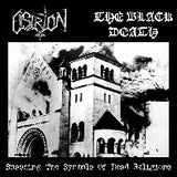 Osirion / The Black Death-Smashing the Symbols of Dead Religions (VINYL)