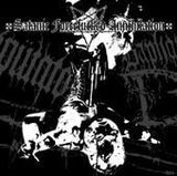 Ampütator / Baphomets Horns-Satanic Forcefucked Annihilation (CD)