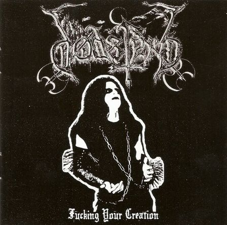 Dodsferd-Fucking Your Creation (CD)