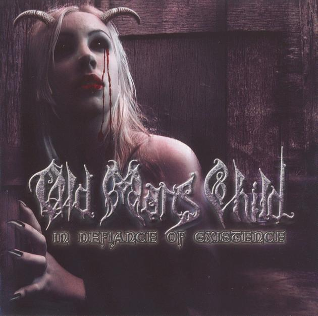 Old Mans Child-In Defiance Of Existance (CD)