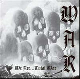 WAR-We Are... Total War (CD)