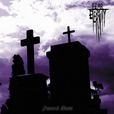 Fear of Eternity - Funeral Mass (CD)