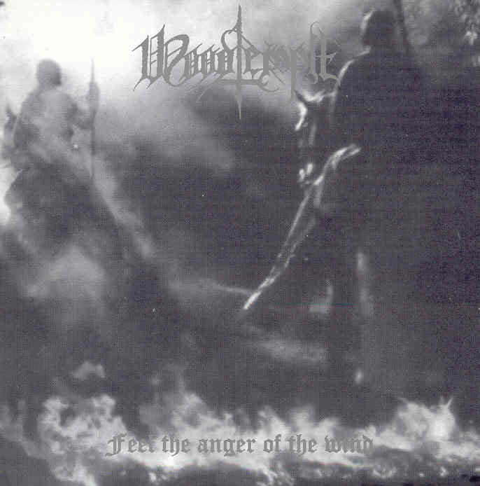 Woodtemple-Feel the Anger of the Wind (CD)