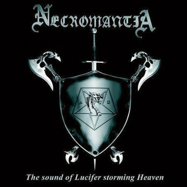 Necromantia-The Sound of Lucifer Storming Heaven (CD)