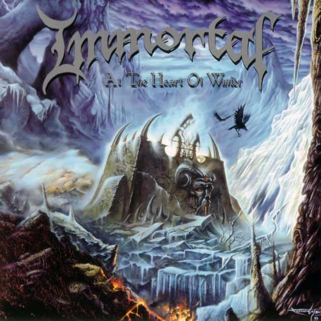 Immortal-At The Heart Of Winter (CD)
