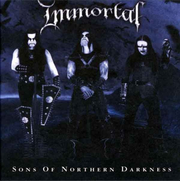 Immortal-Sons Of Northern Darkness (CD)