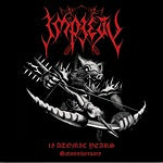 Impiety-18 Atomic Years Satanniversary (CD)