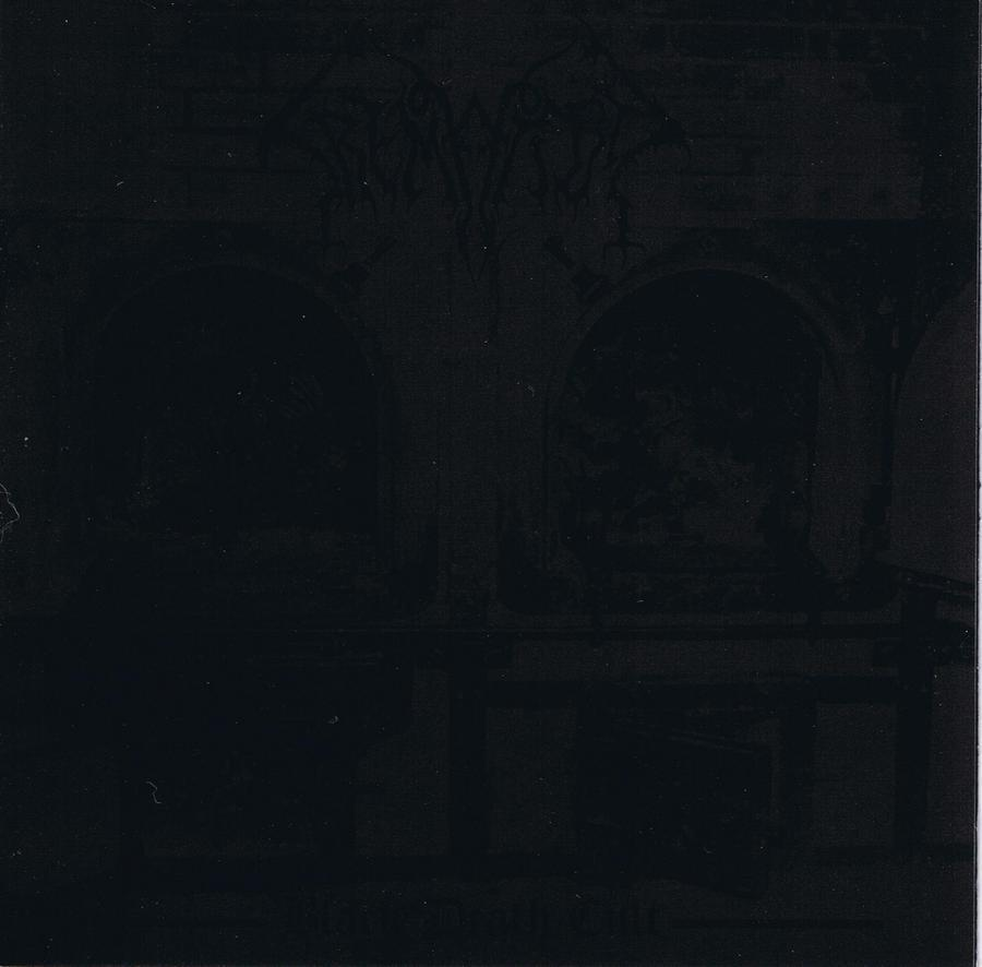 Cremation (Can) - Black Death Cult (CD)