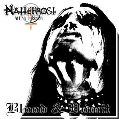 Nattefrost - Blood & Vomit (CD)