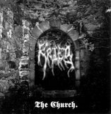 Krieg-The Church (CD)