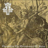 Abigor-Channeling The Quinssentence Of Satan (CD)