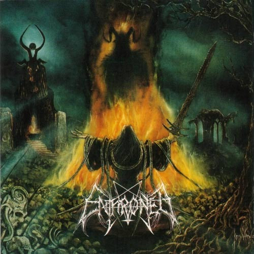 Enthroned-Prophecies Of Pagan Fire (CD)
