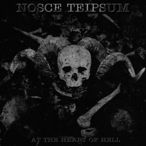 Nosce Teipsum-At The Heart Of Hell (CD)
