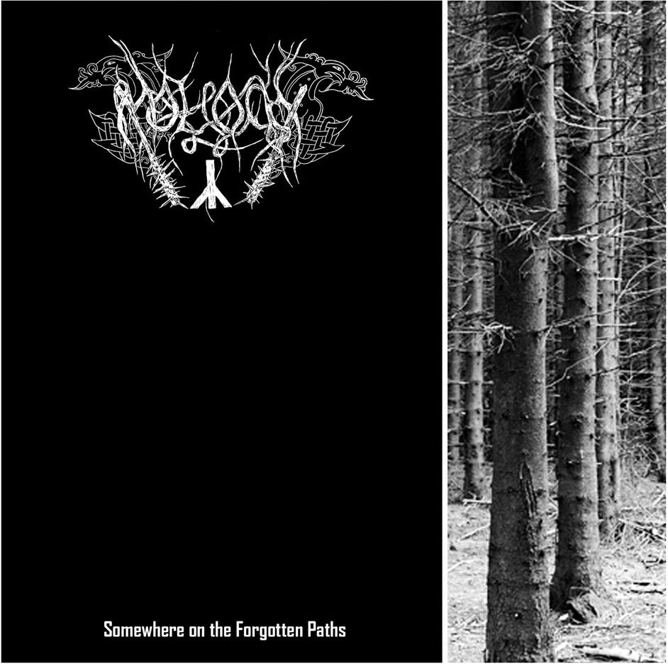 Moloch-Somwhere On The Forgotten Paths (CD)