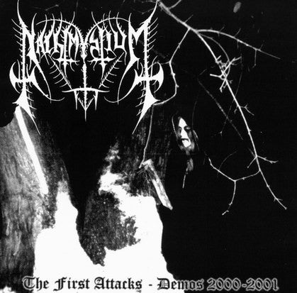 Nachtmystium-The First Attacks Demos (VINYL)