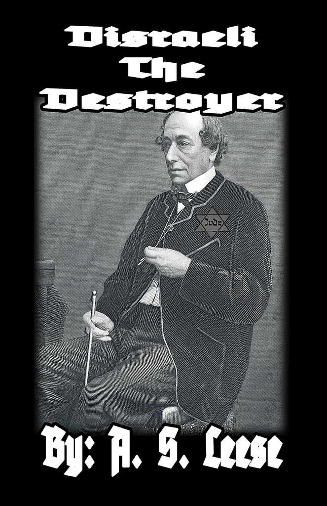 (0) A. S. Leese-Disraeli The Destroyer (BOOK)