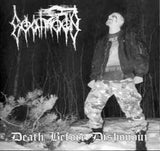 Goatmoon-Death Before Dishonor (CD)