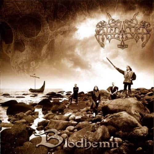 Enslaved-Blodhemn (CD)