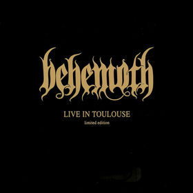 Behemoth-Live In Toulouse (CD)
