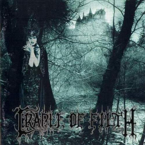 Cradle of Filth - Dusk... and Her Embrace (CD)