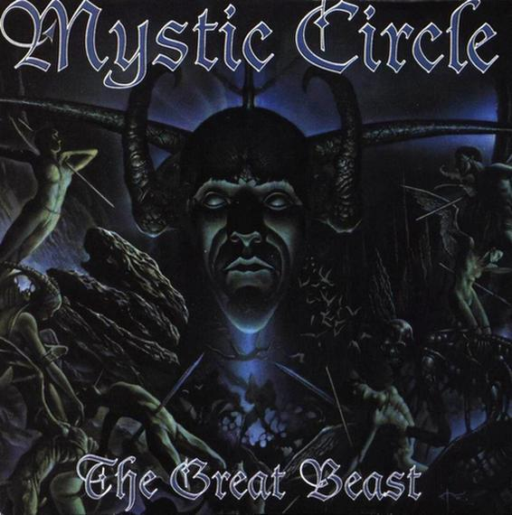 Mystic Circle-The Great Beast (CD)