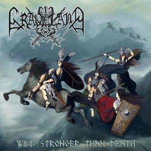 Graveland-Will Stronger Than Death (CD)