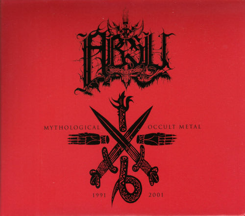 ABSU-Mythological Occult Metal: 1991-2001 (CD)