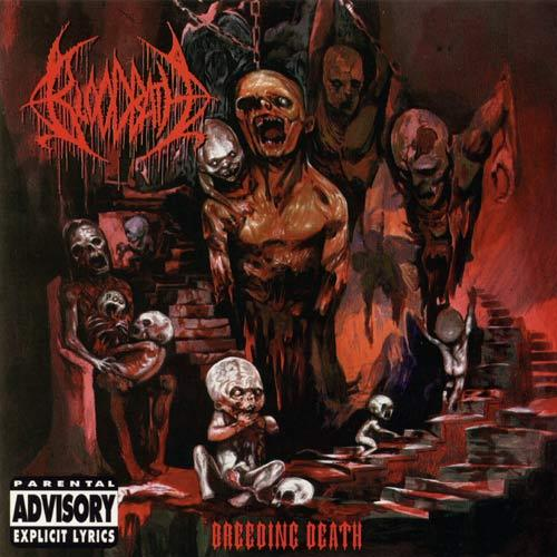 Bloodbath (Swe) - Breeding Death (CD)