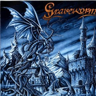 Graveworm-Underneath the Crescent Moon (CD)