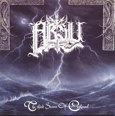 ABSU-The Third Storm of Cythraul (CD)