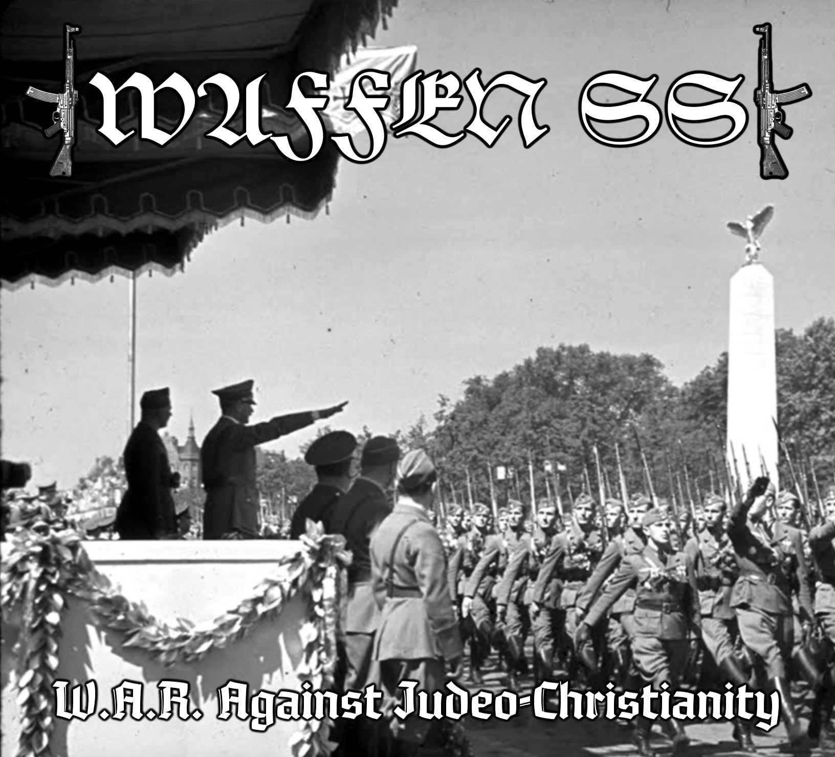 Waffen SS-War Agianst Jüdeo-Christianity (CD)